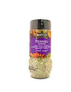 Natco Fennel Seeds [Jar] | Buy Online at the Asian Cookshop
